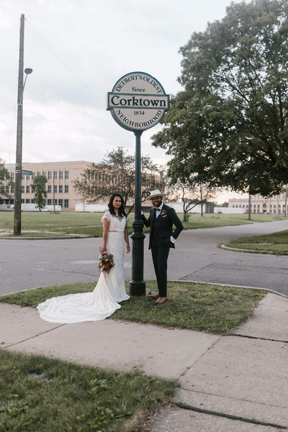 Have an at-home elopement