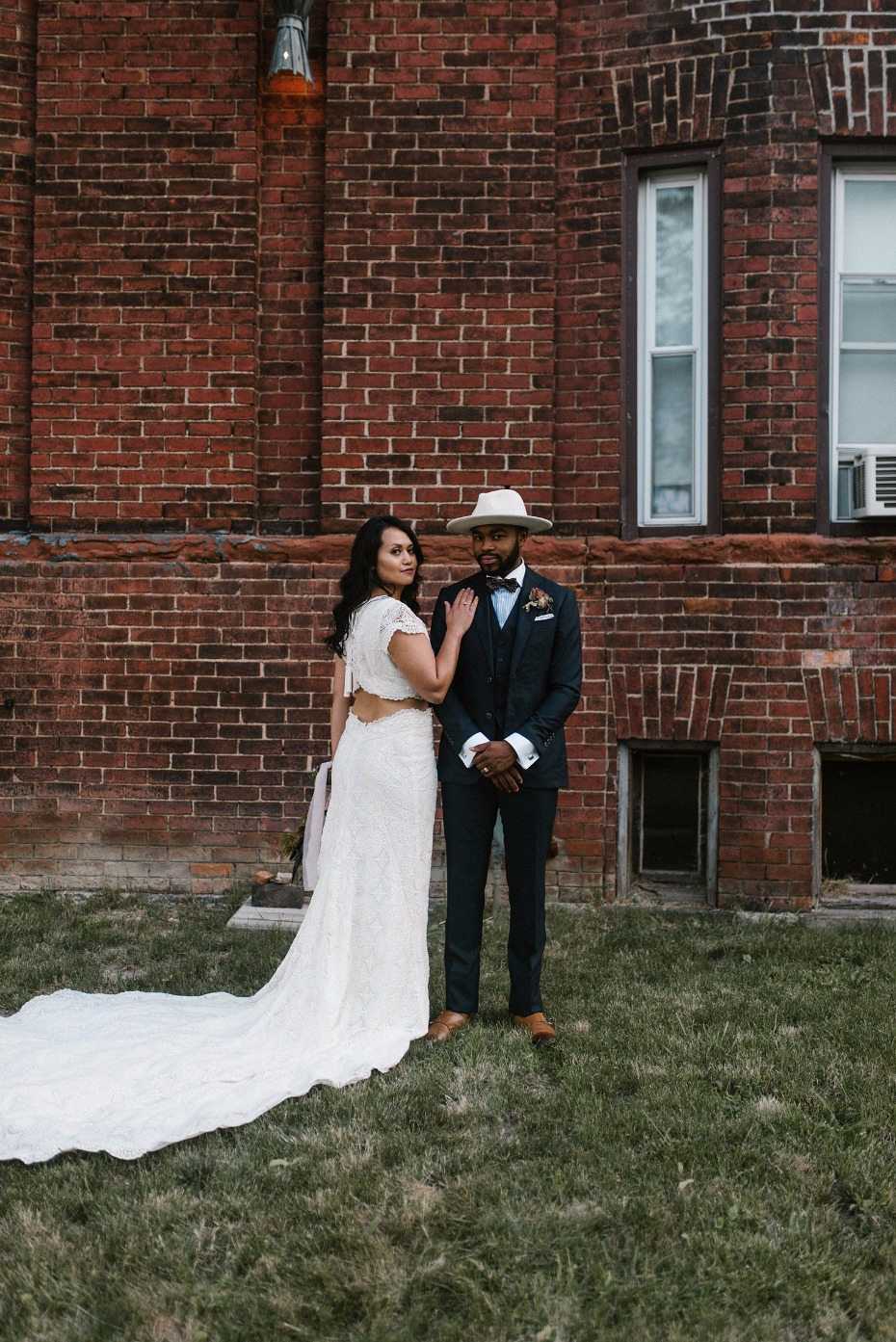 Fall at-home elopement ideas from Detroit
