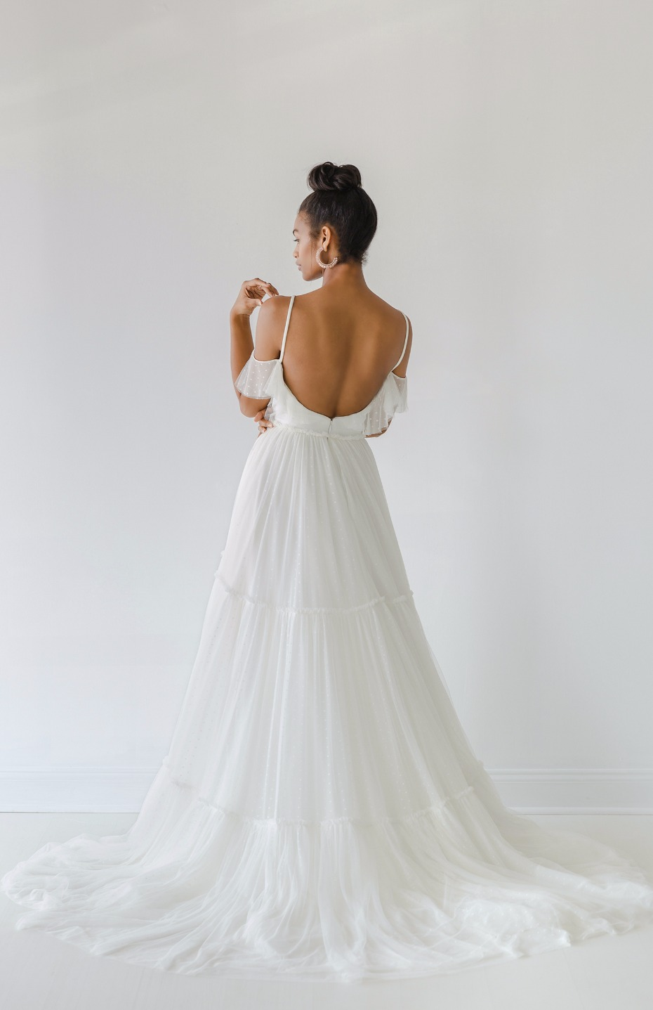 Ivy & Aster Fall 2018 Bridal Collection Michaela