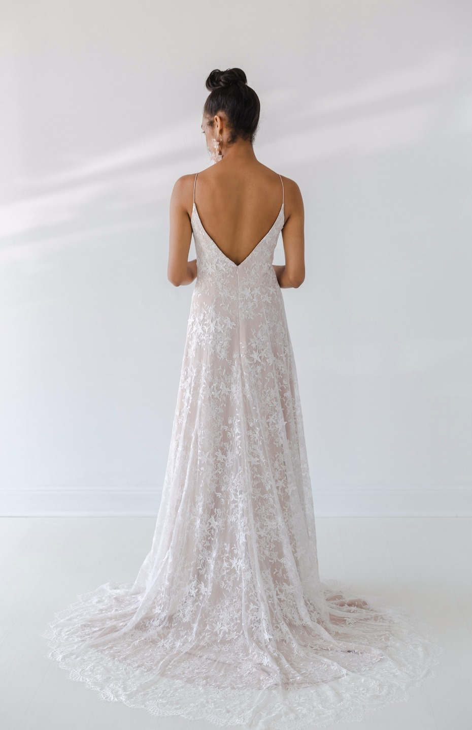 Ivy & Aster Fall 2018 Bridal Collection Giselle