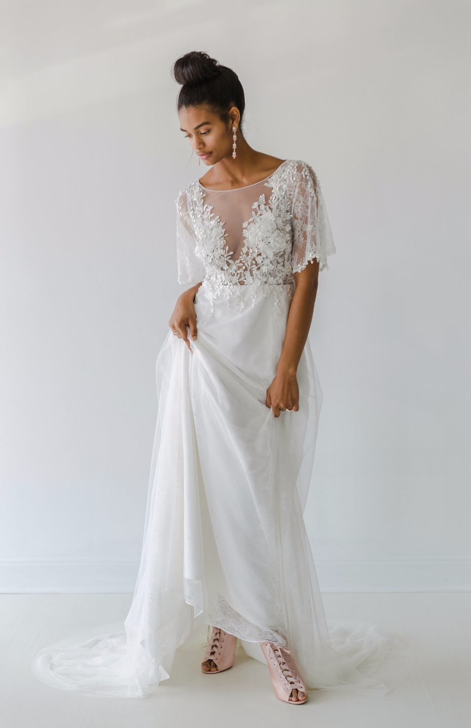 Ivy & Aster Fall 2018 Bridal Collection Gillian