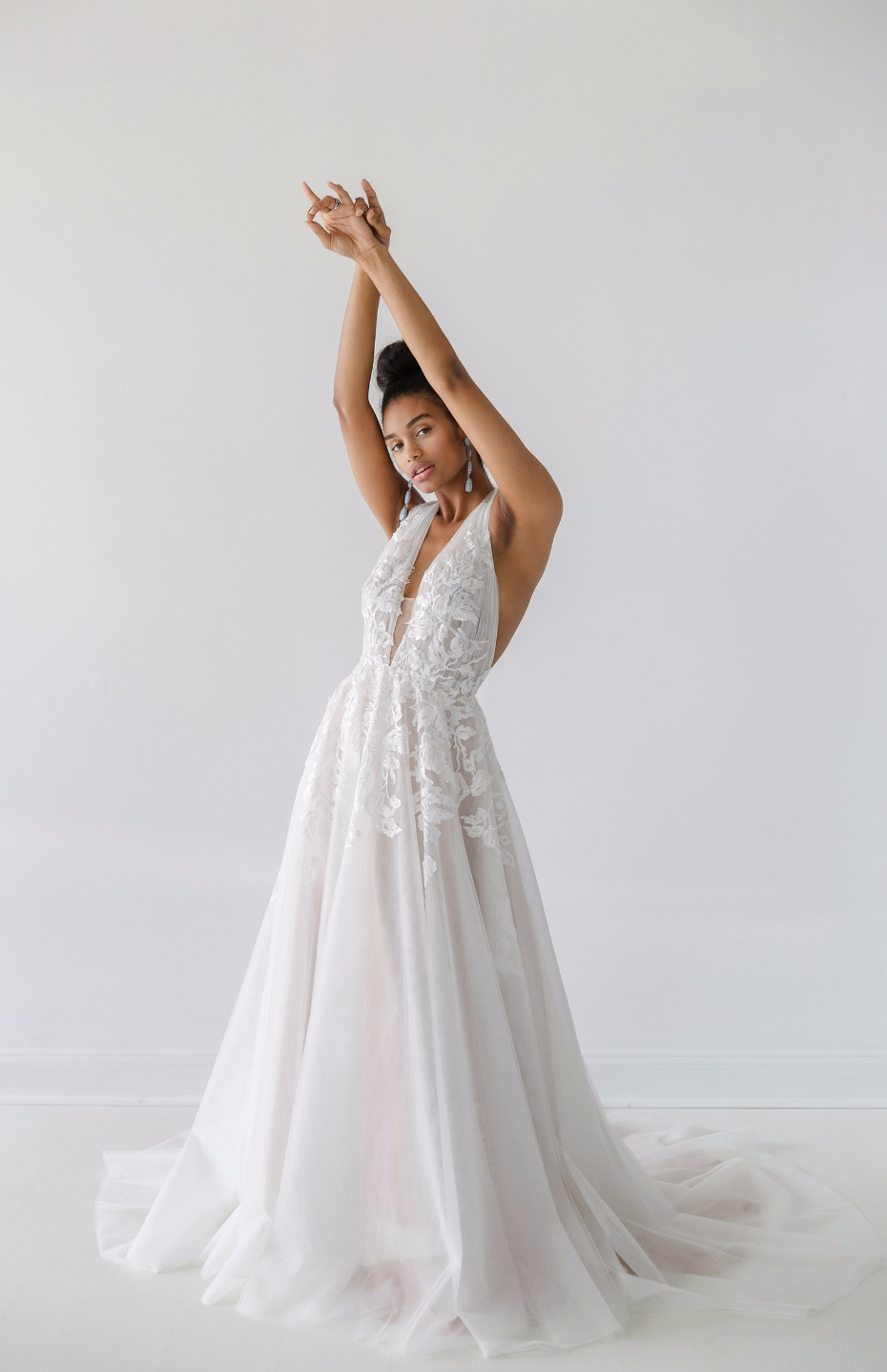 Ivy & Aster Fall 2018 Bridal Collection Eva