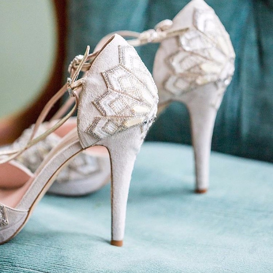 573553ddf2e 11 Pairs of Heels You Wish You Wore for the Wedding