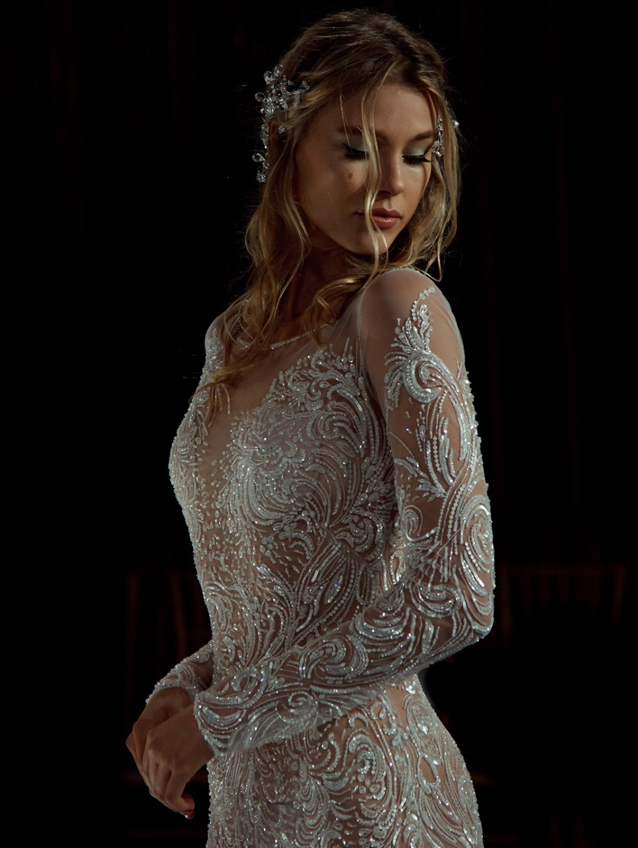 The Risuen from the Pronovias 2018 collection