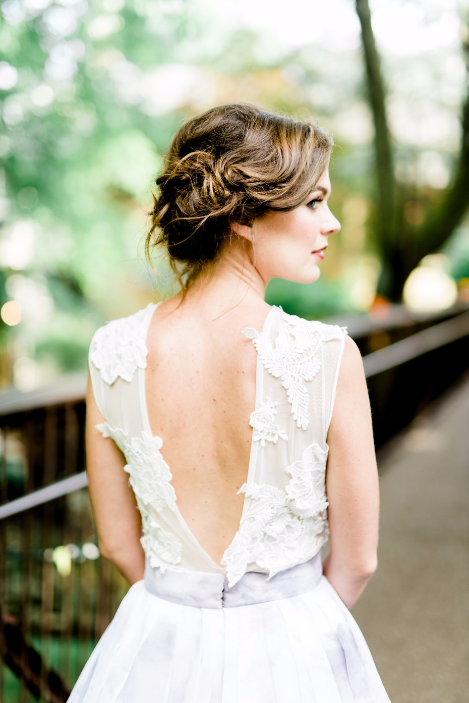 Hair and dress goals