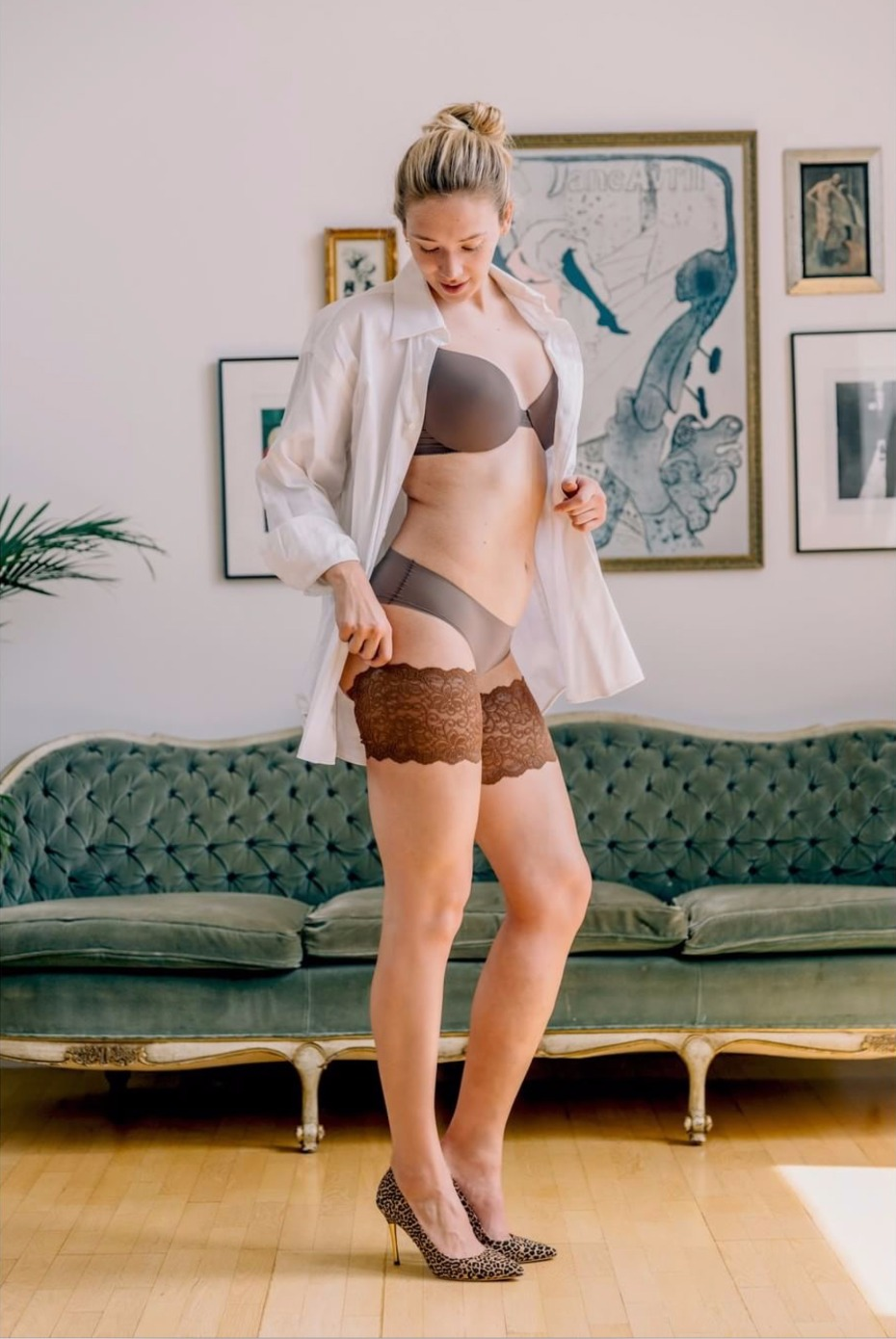 avoid thigh chafing with Bandelettes