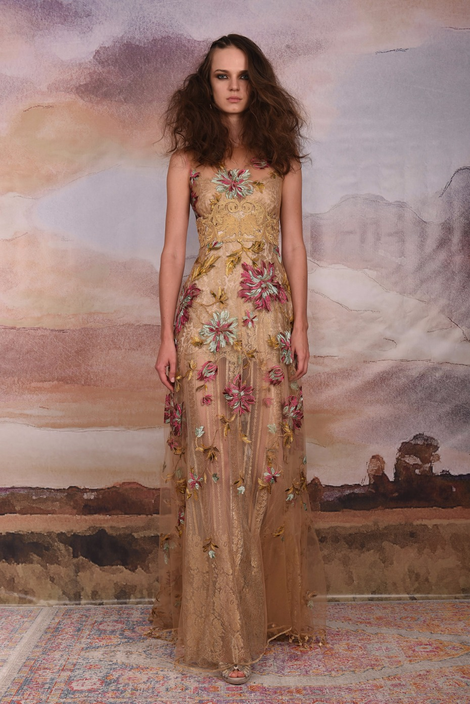 Claire Pettibone Vagabond Collection 2018 Shangri La
