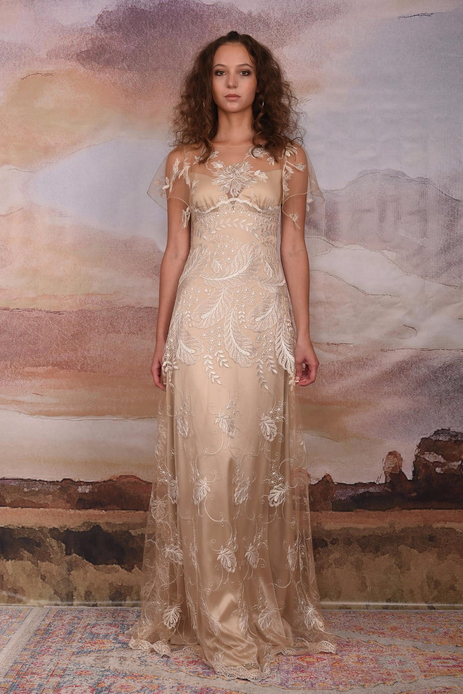 Claire Pettibone Vagabond Collection 2018 Seychelles