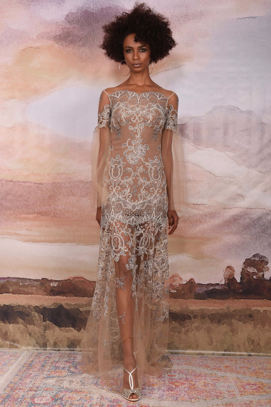 Claire Pettibone Vagabond Collection 2018 Sahara