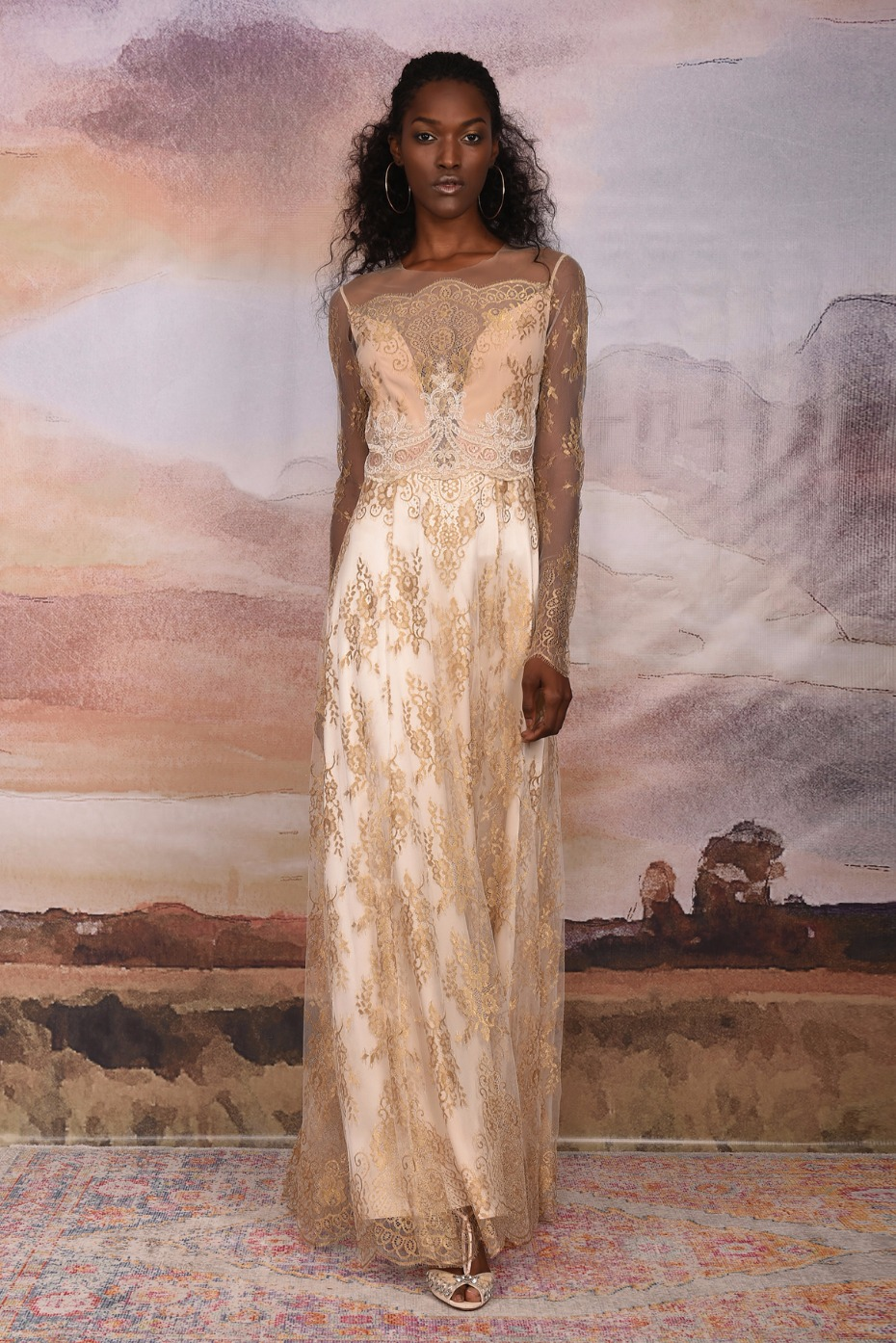 Claire Pettibone Vagabond Collection 2018 Marrakech