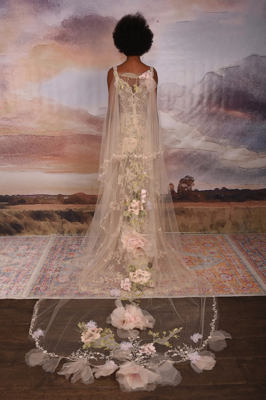Claire Pettibone Vagabond Collection 2018 Gypsy Rose