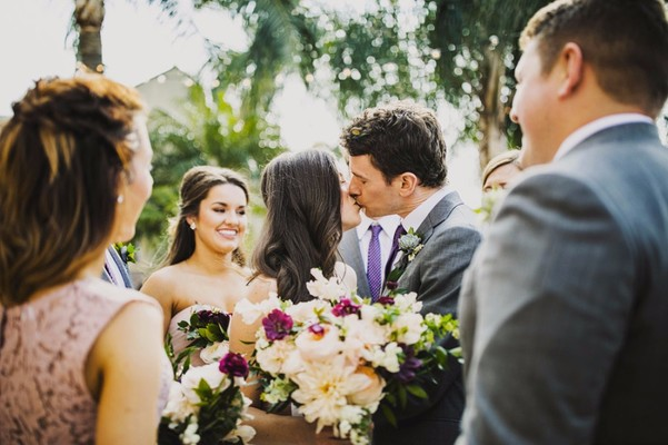 A Rustic Spring Destination Wedding in New Orleans