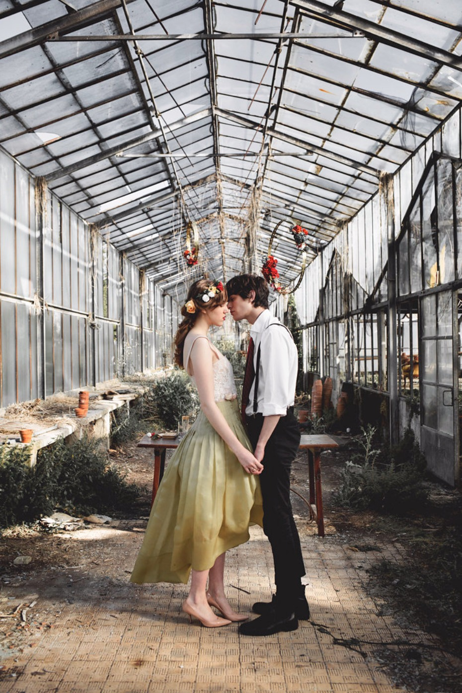 Green house elopement
