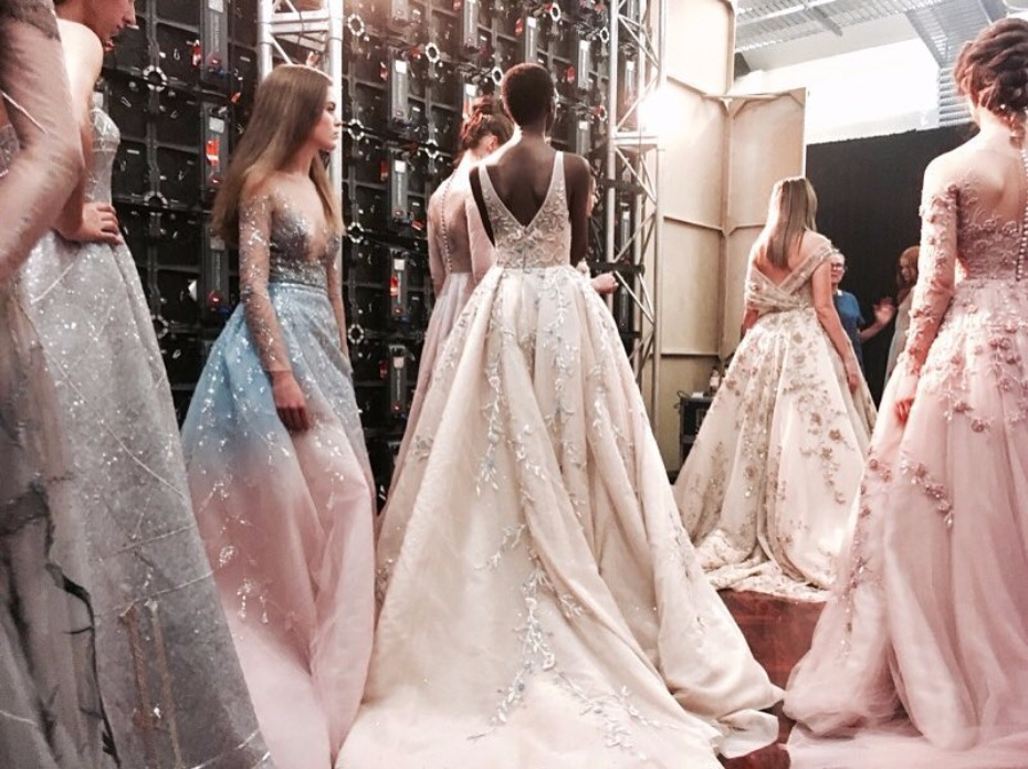 Disney Wedding Dresses By Paolo Sebastian