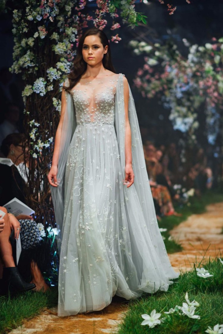 Disney Wedding Dress By Paolo Sebastian