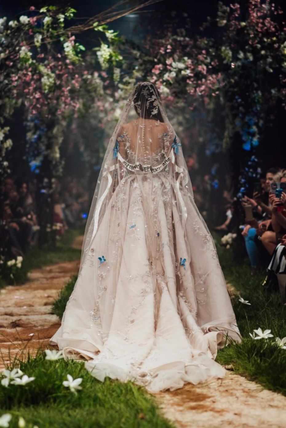 Fairy Wedding Dress