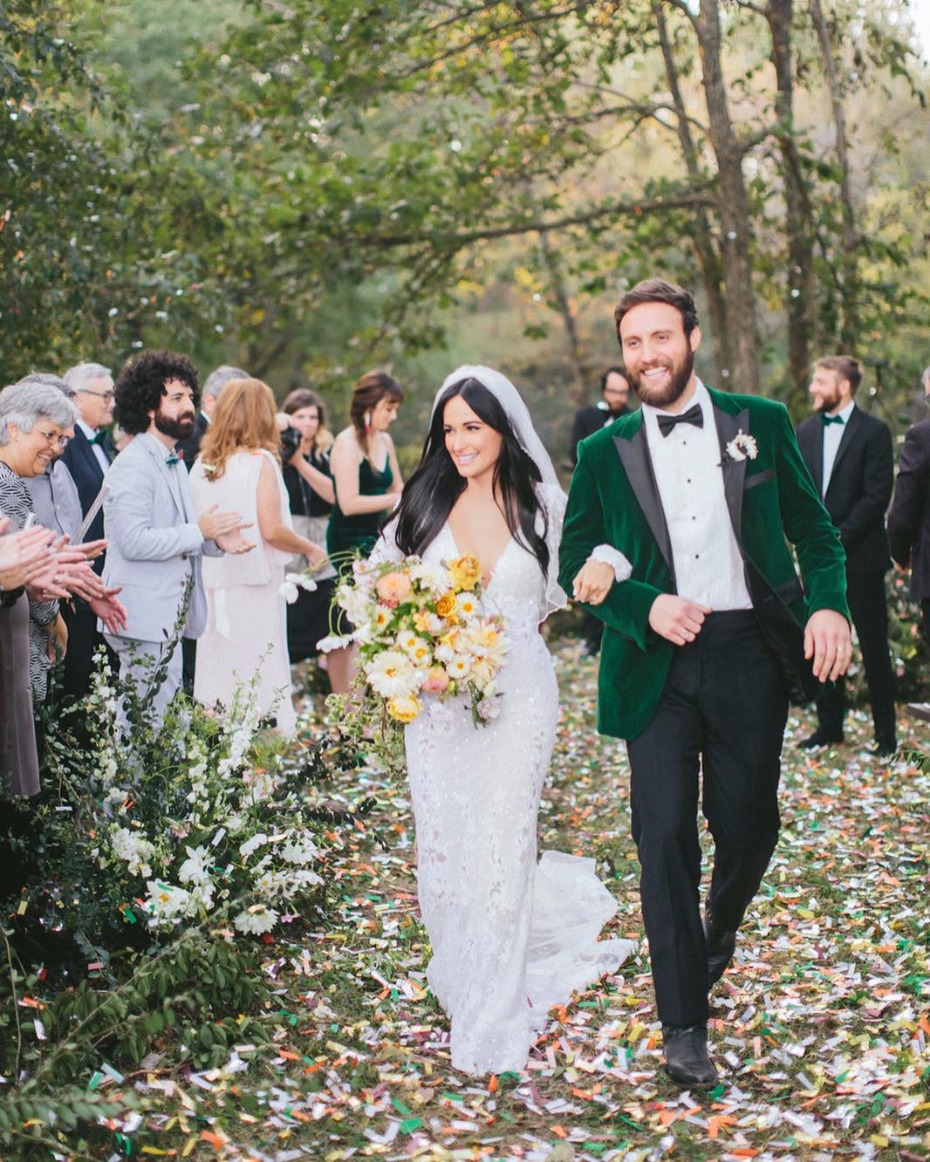 Kacey Musgraves Got Married And Her Wedding Was UNREAL
