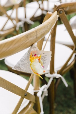Say Aloe to this Plant Filled Backyard Wedding Fit for a Boho Queen