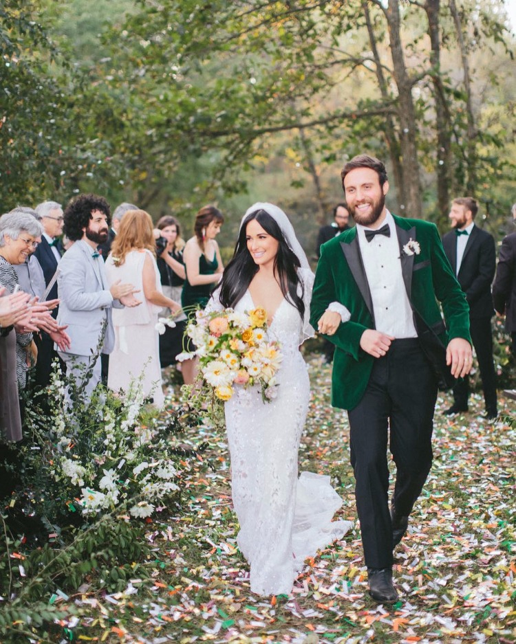 Celebrity Wedding Login: Kacey Musgraves Got Married And Her Wedding Was UNREAL