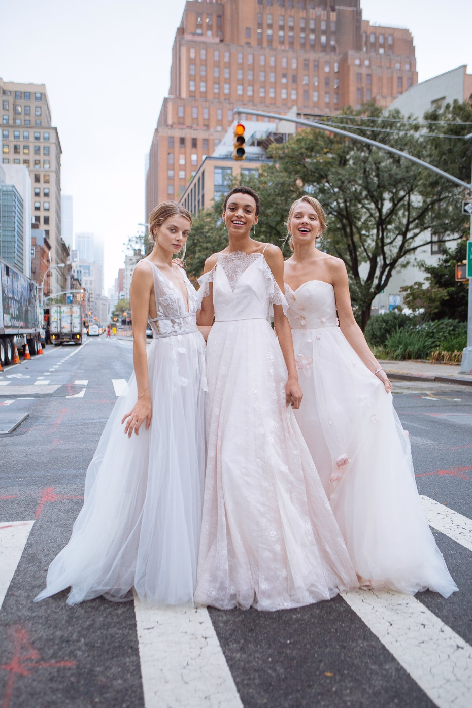 See the Hottest Bridal Trends for Spring 2018 from BHLDN