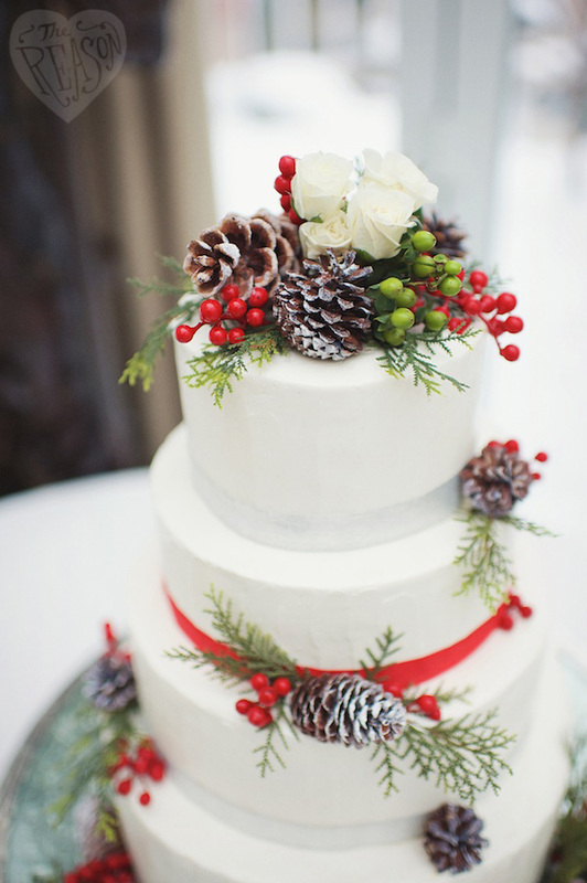 There is no bad time for wedding cakes inspo. Sweetly Paired Instagram @sweetlypaired