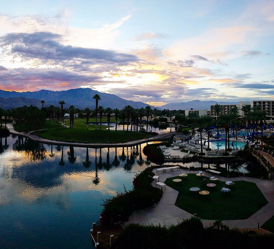 JW Marriott Desert Springs Resort Bachelorette Party