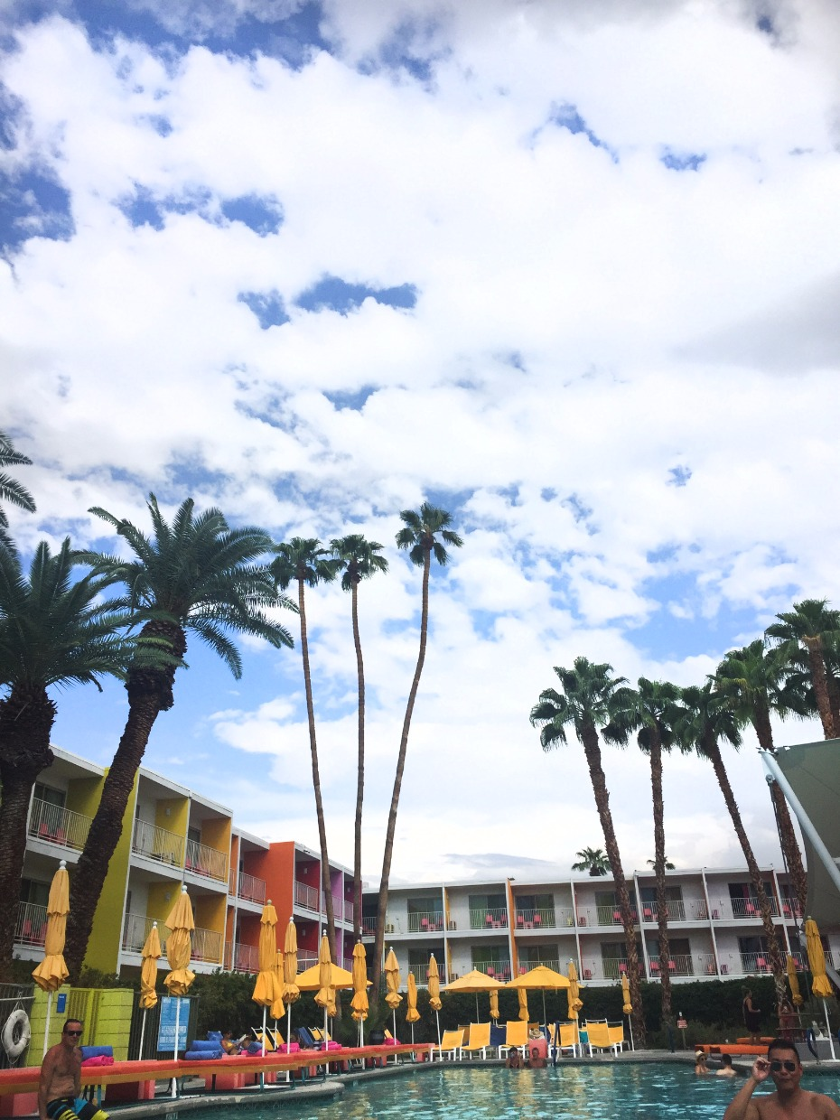 The Saguaro Palm Springs Bachelorette Party