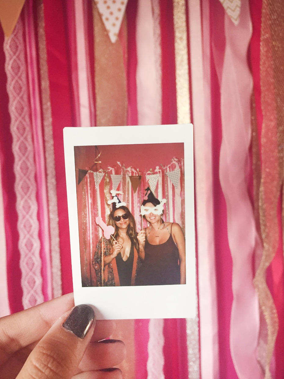 Palm Springs Bachelorette Party photo ideas