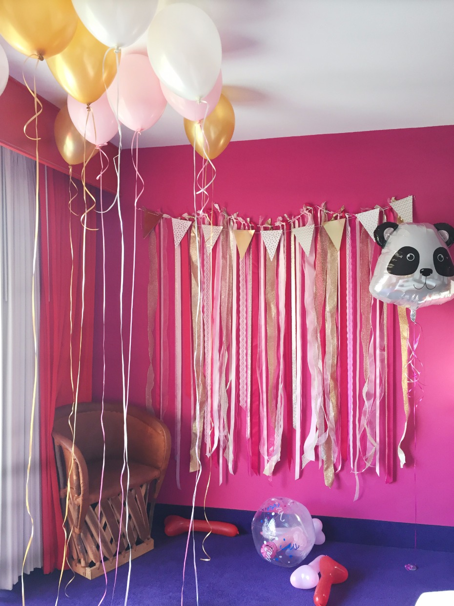 How To Decorate for your Bach Party in Palm Springs