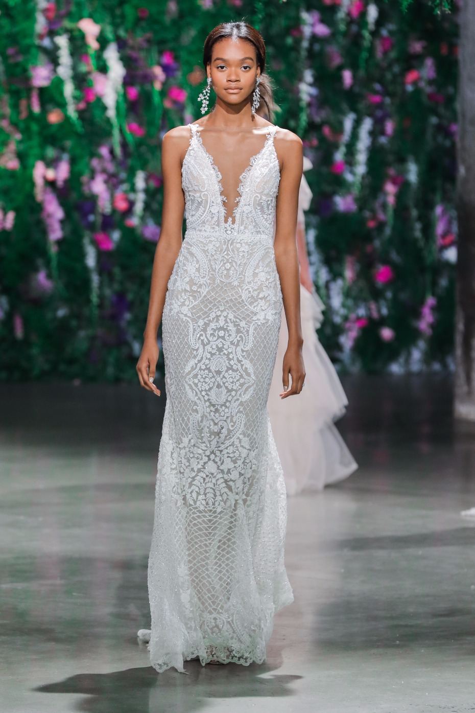slinky lace GALA Collection No IV Gown