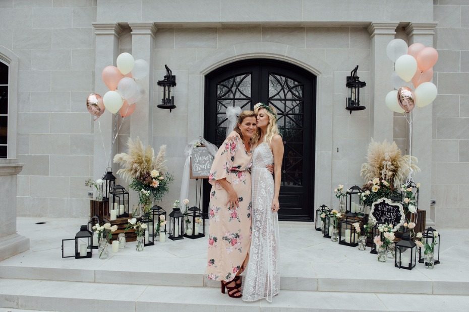 Boho Bridal Shower Ideas