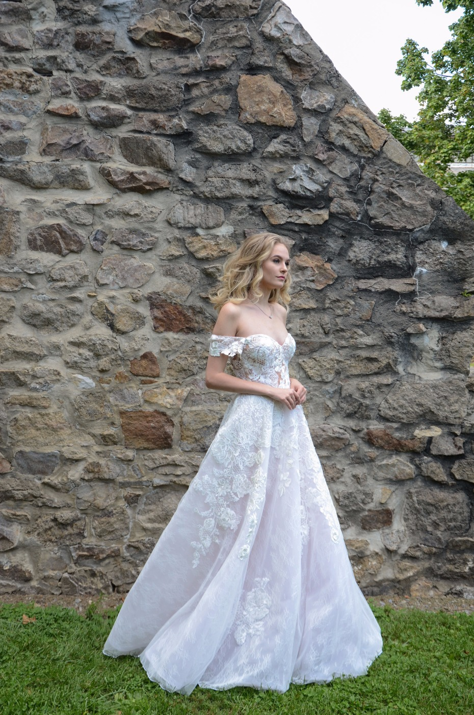 Barbara kavchok has dreamy wedding dresses for all shapes and sizes ombrellifo Gallery