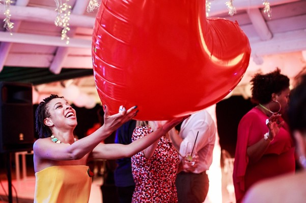 So You Think Your Wedding Was Fun? Wait 'Til You See This One