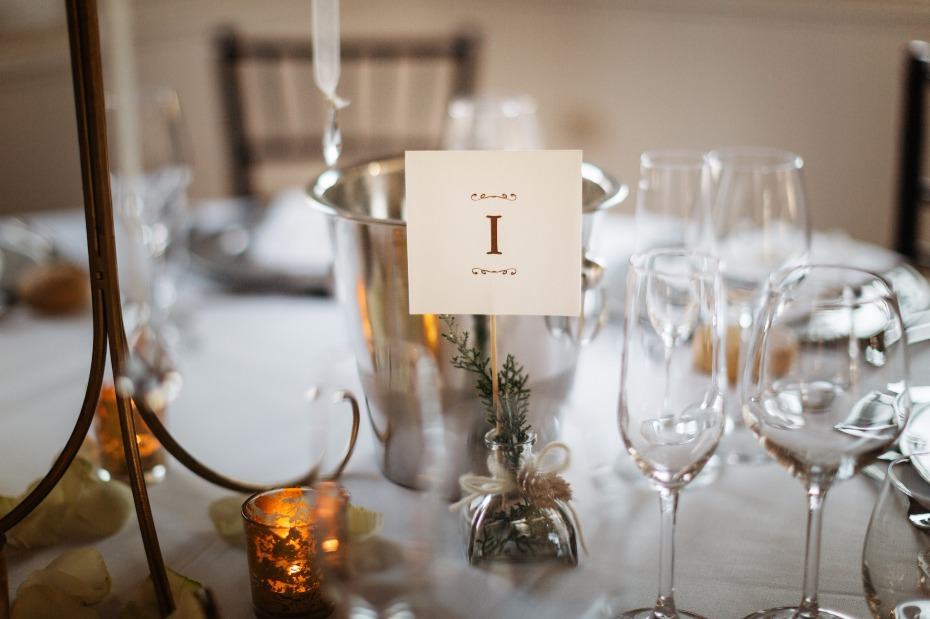 Roman numeral table number