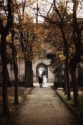 Is It Too Early for a Christmas Wedding in Italy? We Don't Think so!