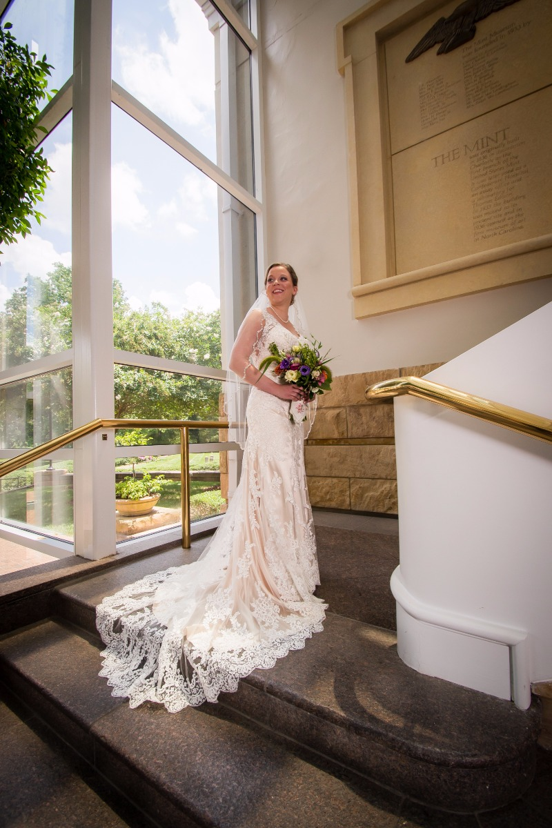 This Photographer is based in Northern Virginia, but will travel the world to capture your special day!