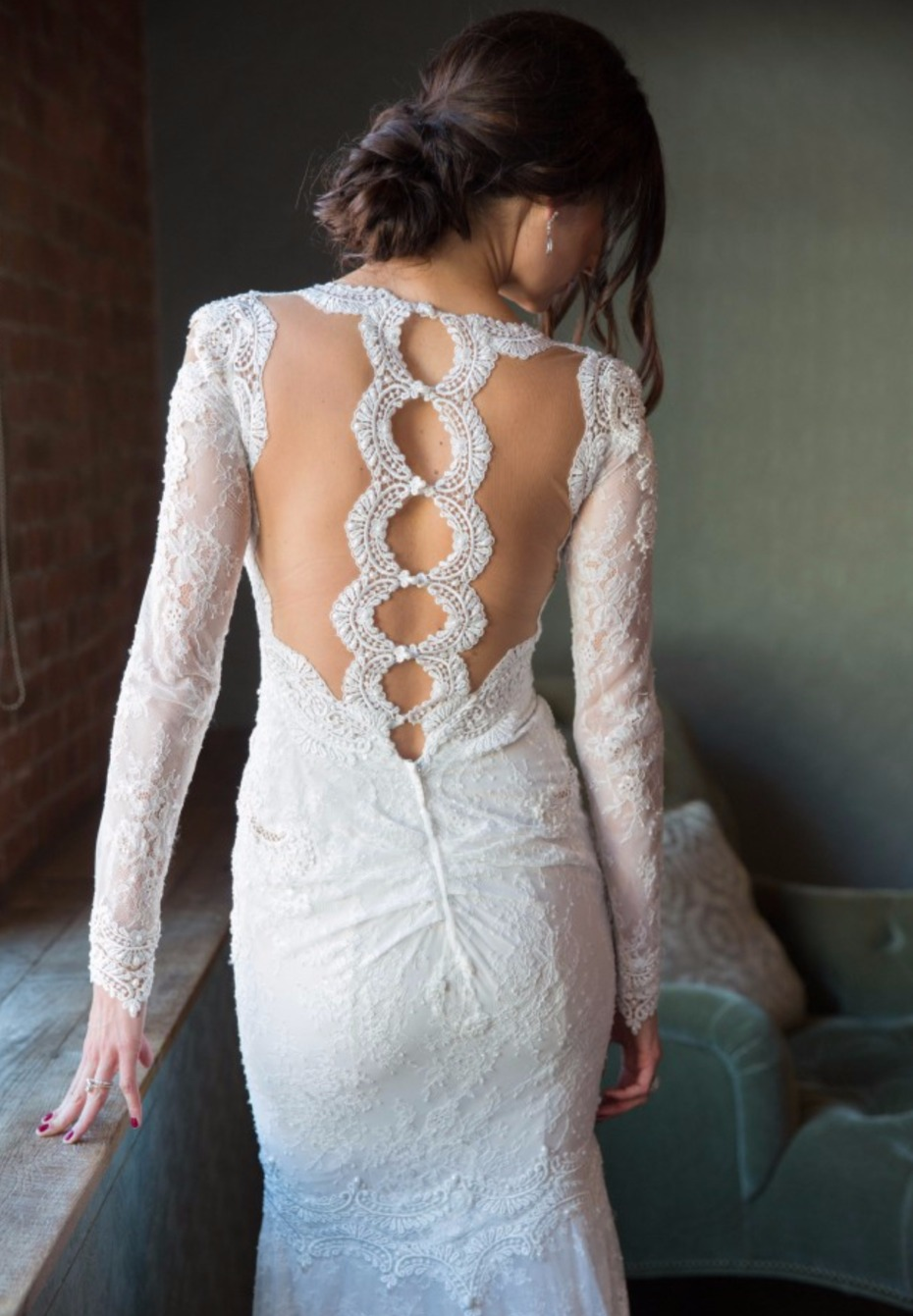 Berta Wedding Gown