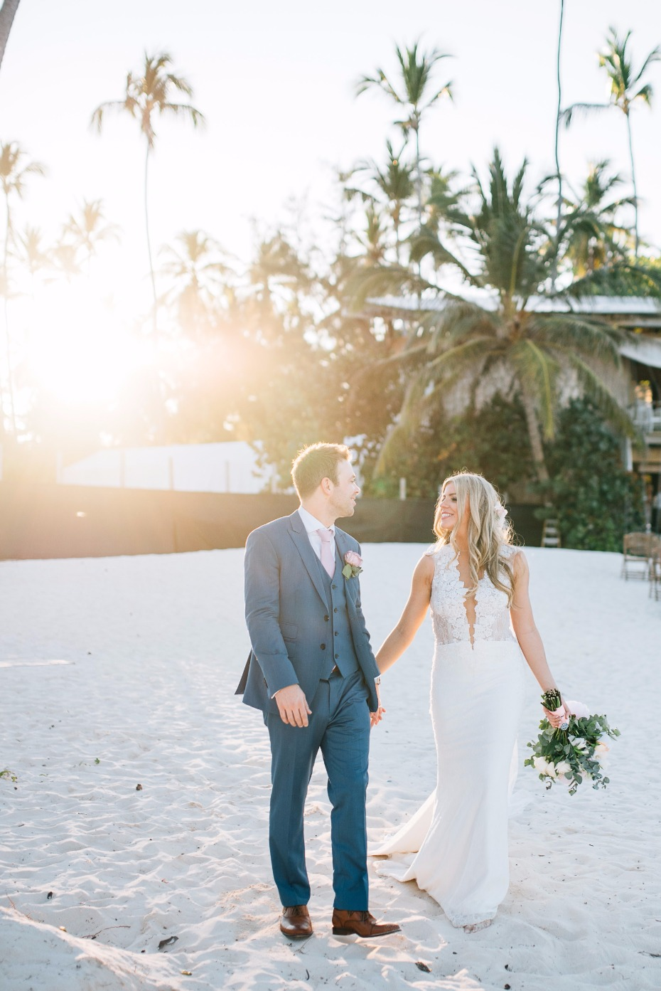 the perfect beach wedding in mexico