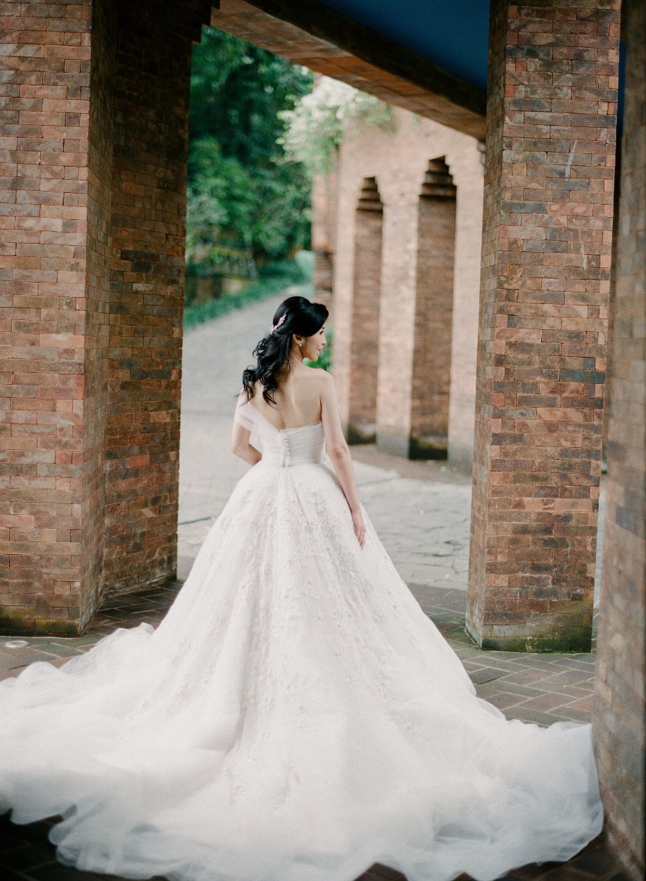 gown of our dreams from Tex Saverio