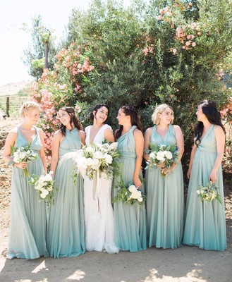 25 Times We Wish We Were the Bridesmaids Wearing Twobirds