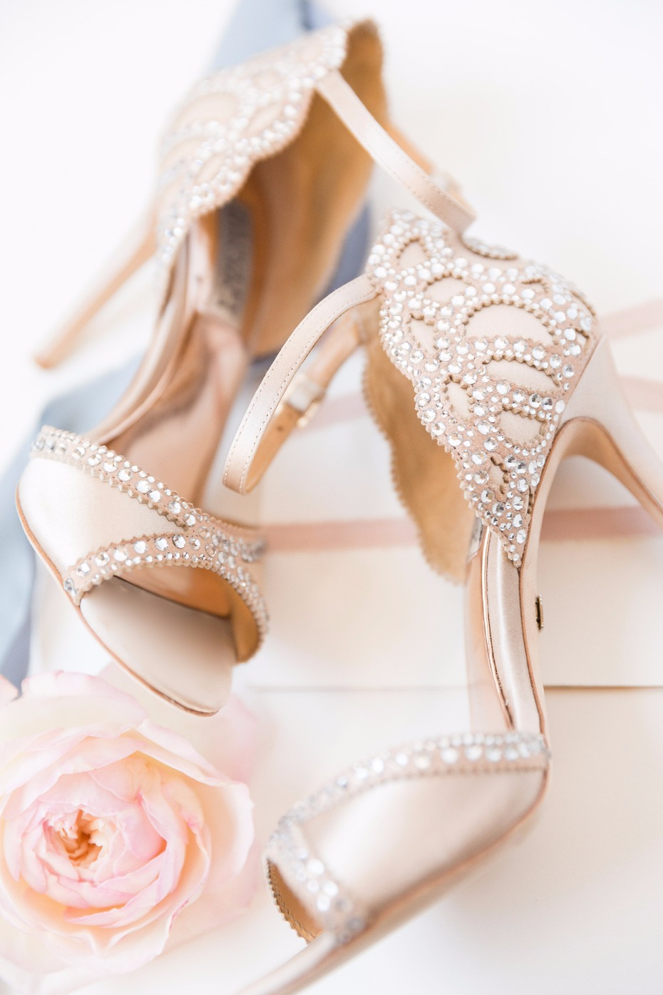 Sparkle in a pair of Badgley Mischka's