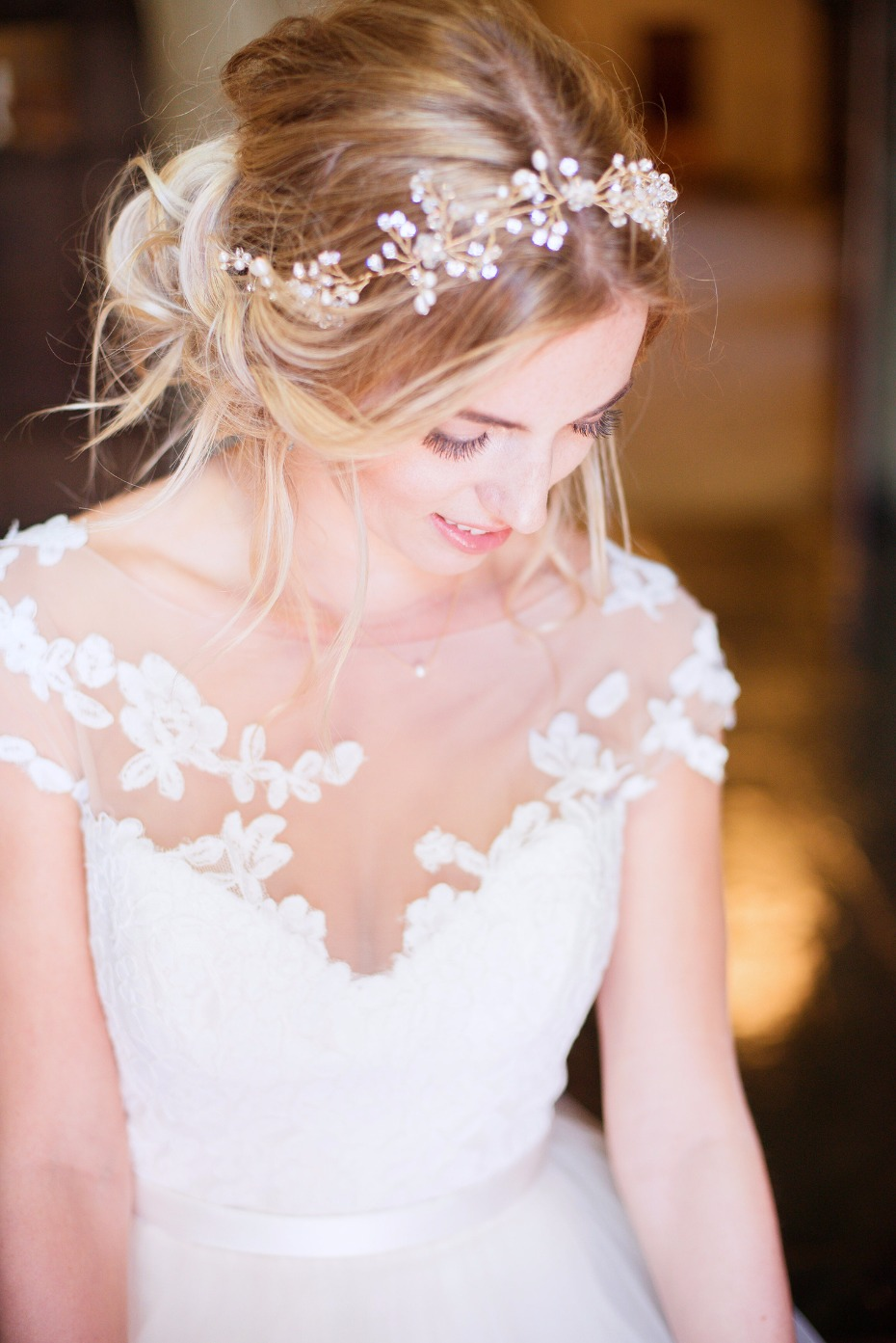 easy going bridal hair ideas