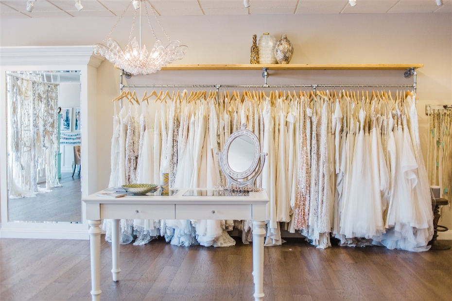 Gorgeous wedding dresses for the offbeat bride from Love and Lace Bridal Salon