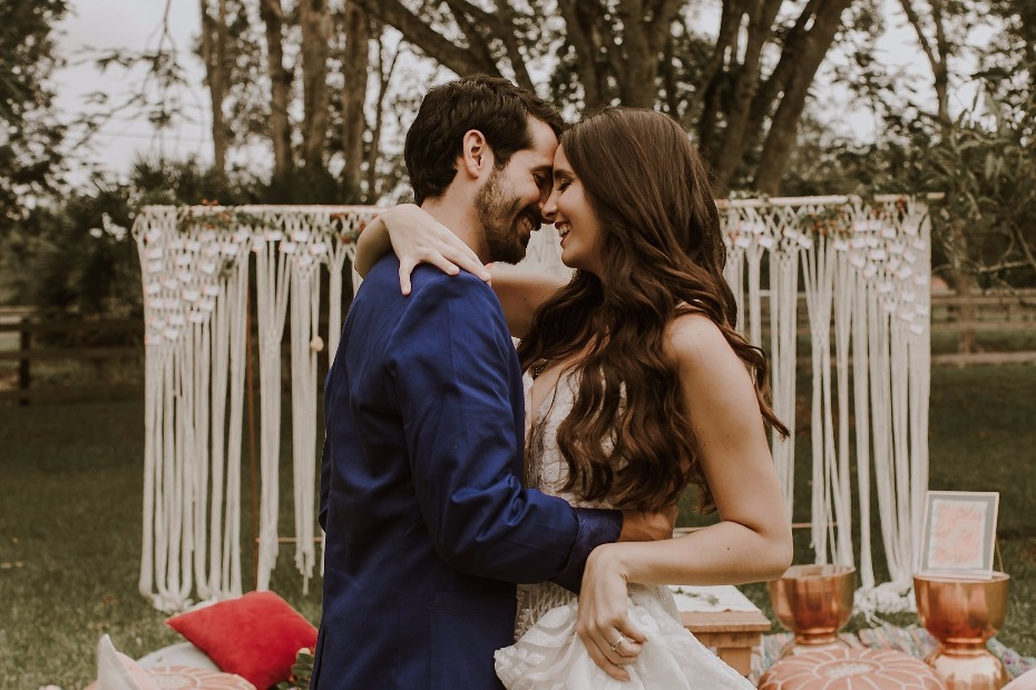 Boho wedding ideas for the fearless bride