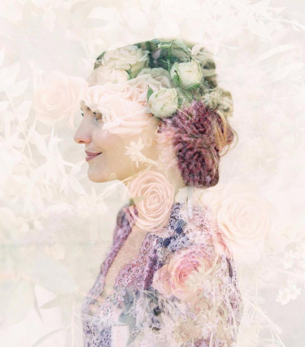 19 of the Sickest Double Exposure Snaps We've Seen Lately