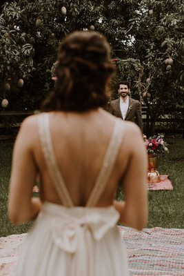 Colorful Boho Vintage Wedding Ideas for the Fearless Bride