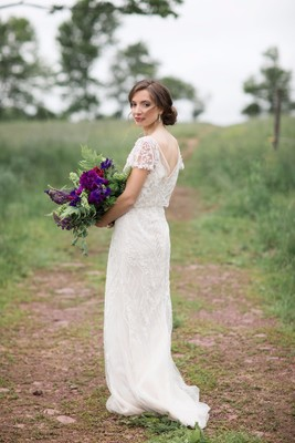 Pastels Are Pretty, But Give Us A Jewel Tone Wedding Any Day!