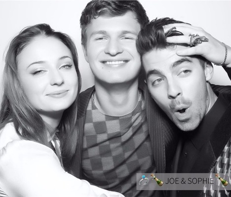 Joe and Sophie Just Showed Us Why An E-Party is So Necessary