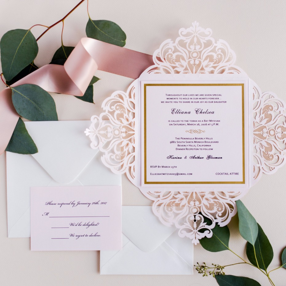 3 lucky Brides Can Win 40% Off Everything At Elegant Wedding Invites