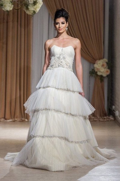 Jean-Ralph Thurin 2016 Bridal Collection